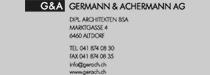Architekten Germann & Achermann