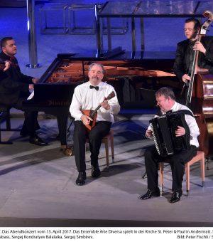 Ensemble ARTE DIVERSA 13.04.2017