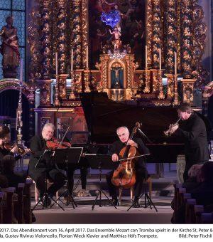 Mozart con Tromba 16.04.2017