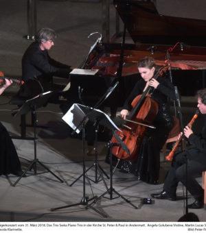 Swiss Piano Trio & Fabio di Casola 31.03.2018