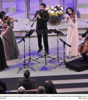 BELENUS Quartett 05.04.2015