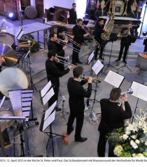 Festival-Schlusskonzert 12.04.2015