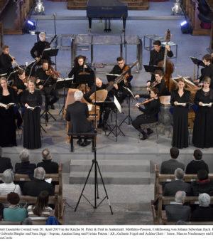 Ensemble Corund Luzern 19.04.2019
