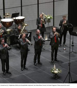 Swiss Brass Consort 27.09.20