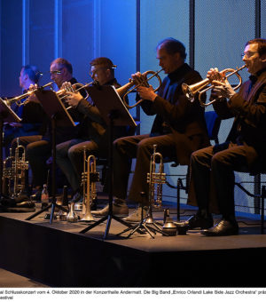Enrico Orlandi Lake Side Jazz-Orchestera (Big Band) 04.10.2020